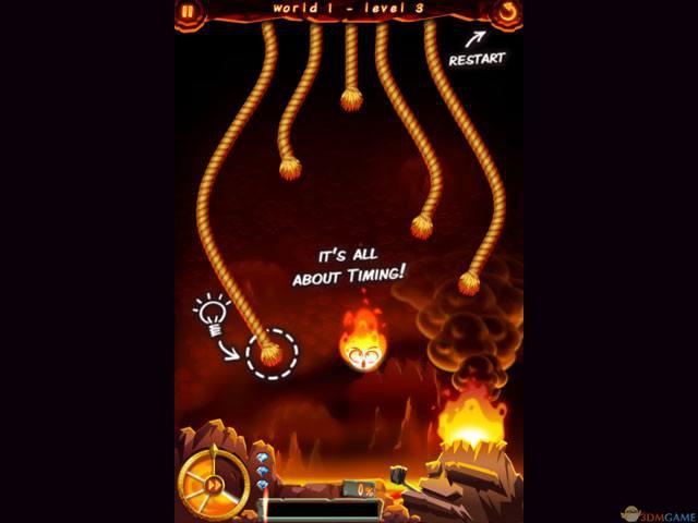 燃尽:太阳之旅 游戏截图