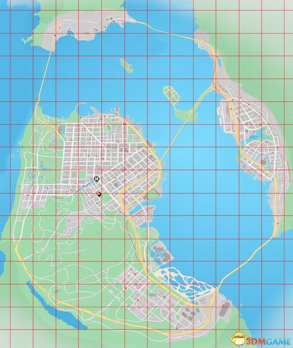 看门狗2、GTA5、正当防卫3等开放世界游戏地图大小