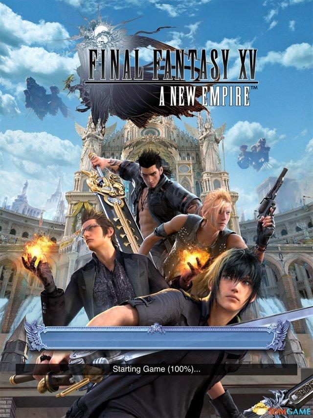 《最终幻想15:新帝国》手游上架 内购买金币买钻石