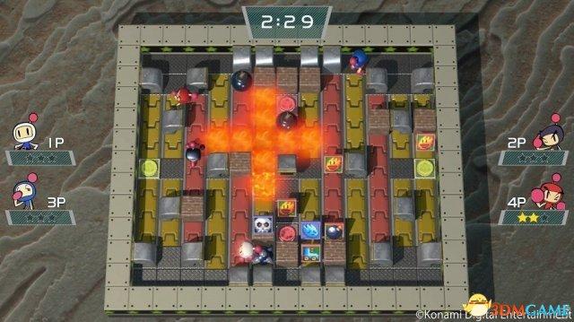 新角色地图追加!Switch《超级炸弹人R》新DLC上线
