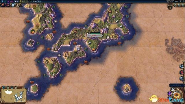 文明6东亚地区资源怎么分布 东亚地区资源分布图