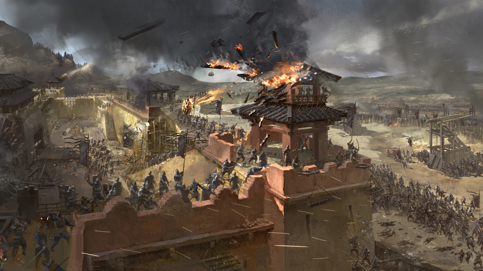 老玩家点评《虎豹骑》兵种之吴国高阶篇