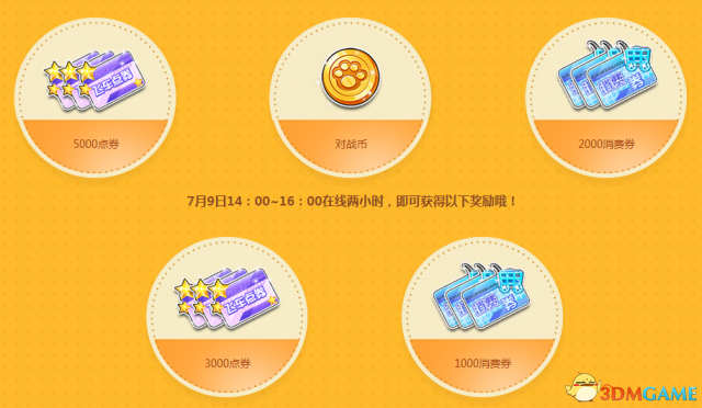 QQ飞车85狂欢揭幕式 7月8日有车抢 嗨到爽