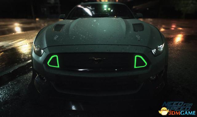 超级跑车齐上阵 《极品飞车OL》评测