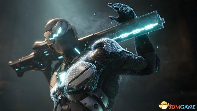 科技感爆棚 《虚幻争霸》新英雄Wraith已登录美服