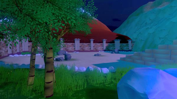 天堂森林的夜晚 游戏截图