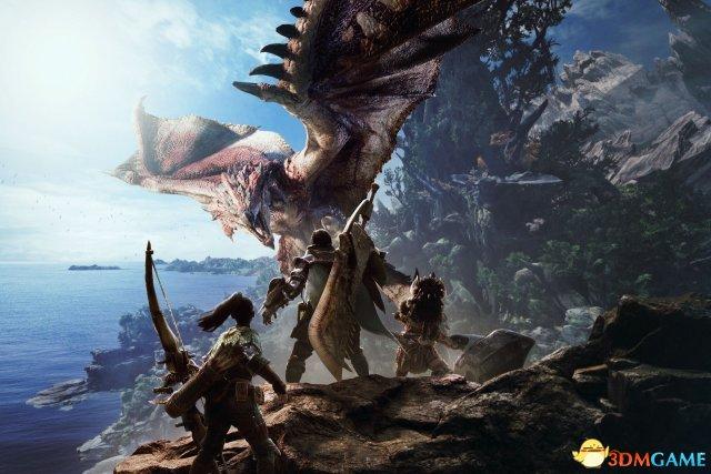 《怪物猎人:世界》试玩体验 蹲草丛暗中观察怪兽