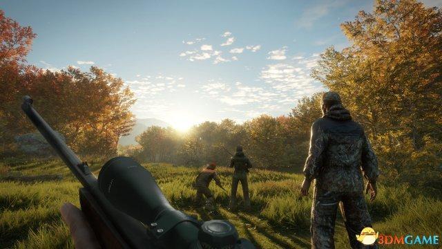 猎人野性的呼唤新手实用狩猎技巧 狩猎追踪套路推荐