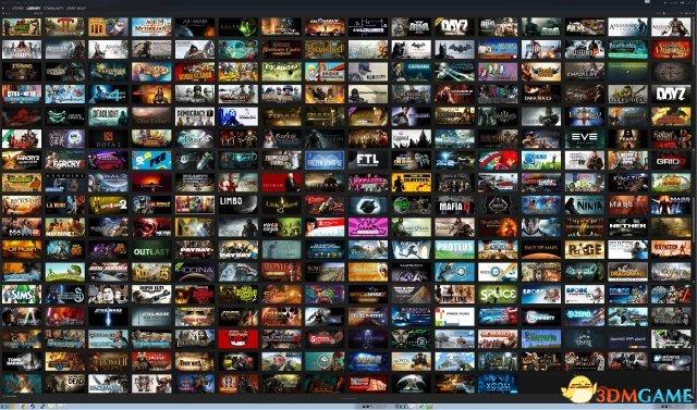 "Steam将不再收纳被ban游戏 玩家游戏库要被""瘦身"""