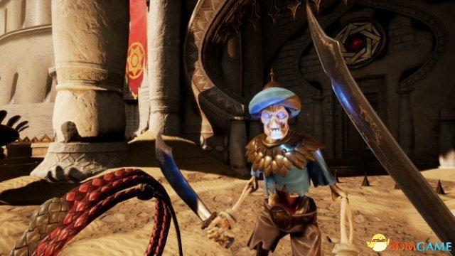 <b>前生化奇兵开发者新作 第一人称《黄铜之城》公布</b>