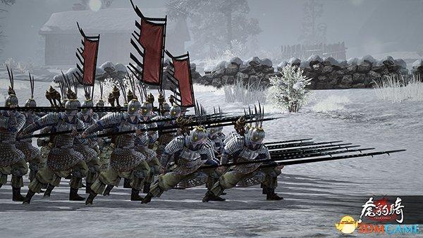 新兵攻略——《虎豹骑》魏国兵种解析