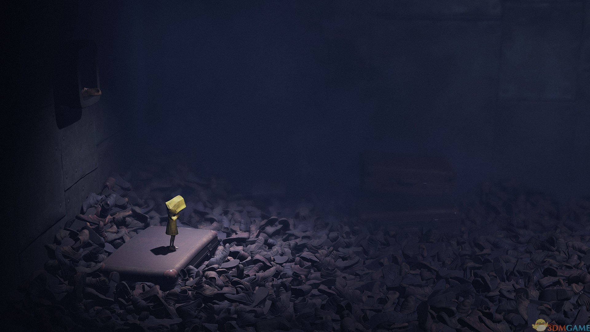 小小噩梦 1号升级档+DLC+未加密补丁[3DM]