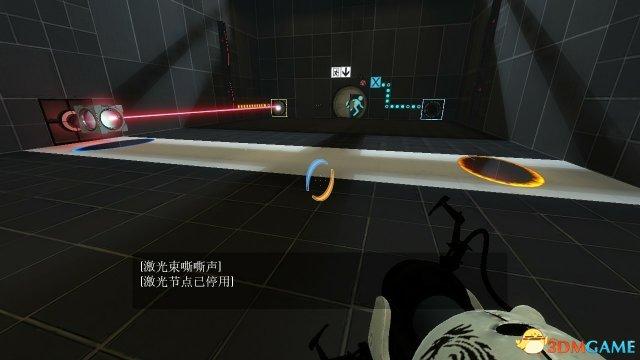 传送门2激光与方块的应用技巧 传送门2游戏实用技巧