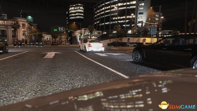 侠盗猎车5 L.A. Roads 2.0洛杉矶真实道路MOD