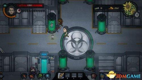 方块游戏代理《冷鲜肉》 roguelike独立游戏新作