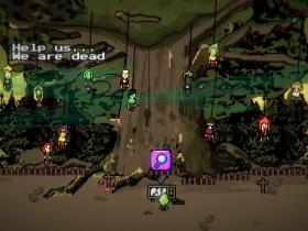 猴面包树的陵墓 游戏截图