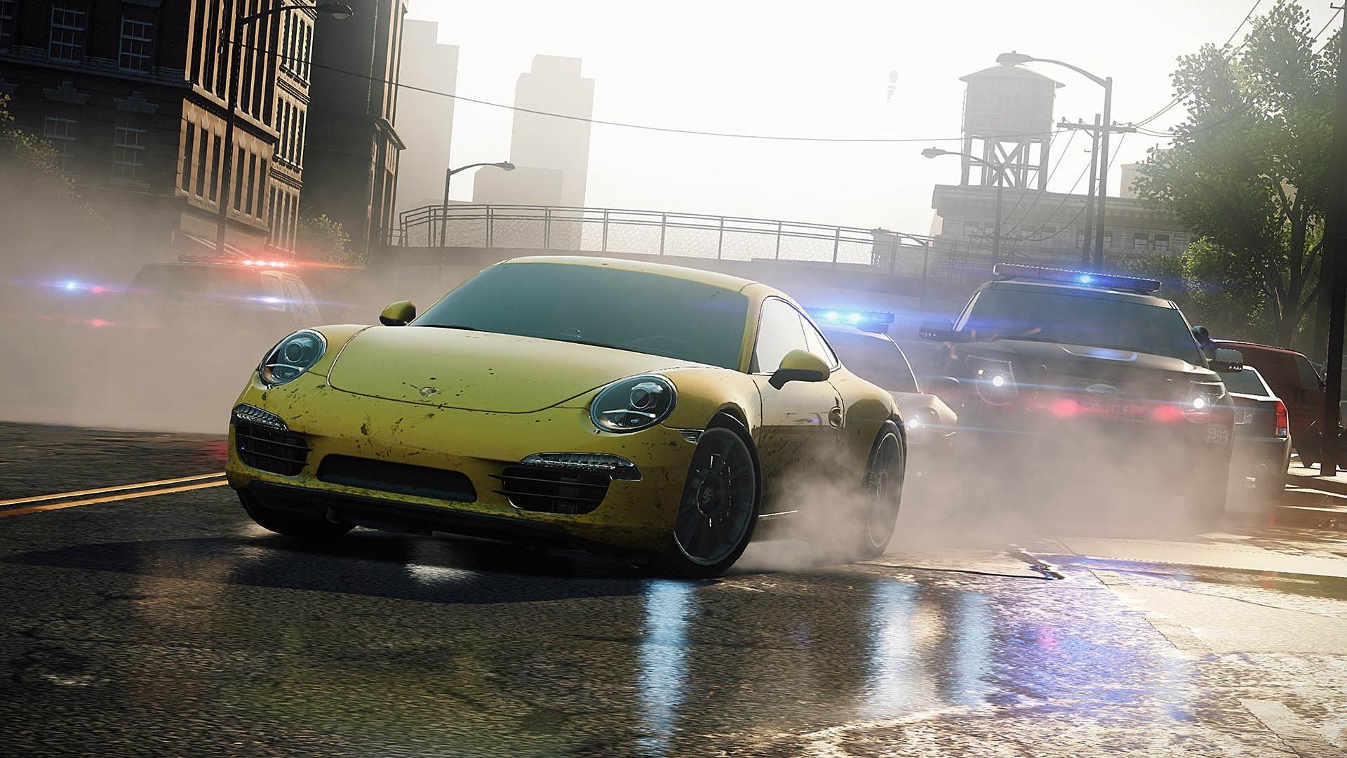 《极品飞车17:最高通缉》v1.3升级档+终极速度DLC+破解