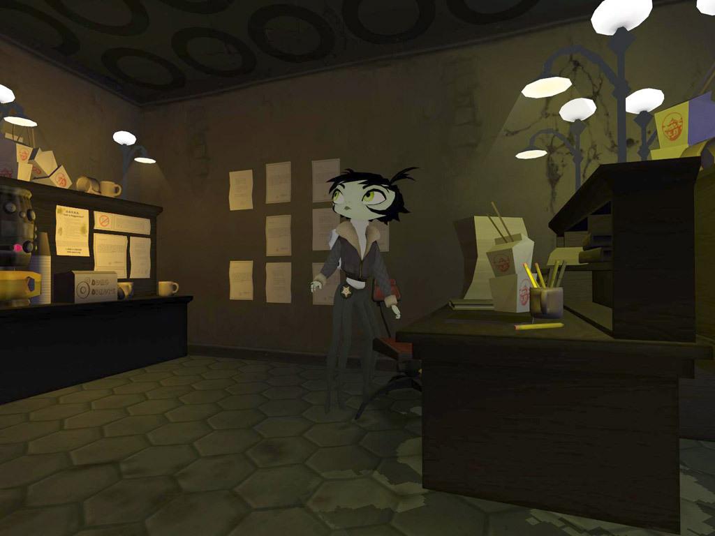 杀虫剂:第一章 游戏截图