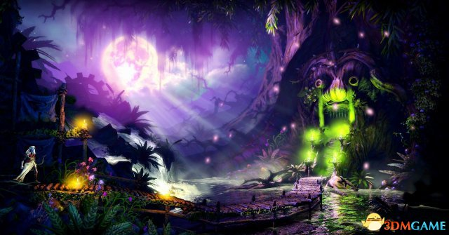 幻想的继承与背离 游戏中的童话情节