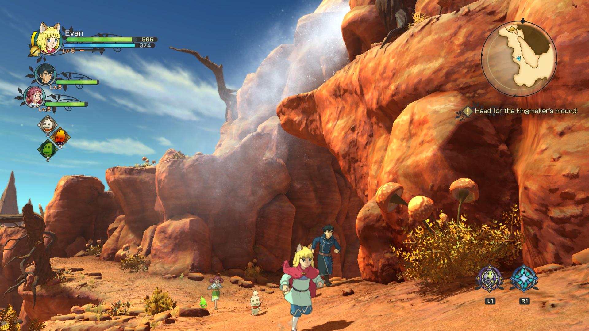 《二之国2:亡灵国度》可能登陆微软Xbox One平台