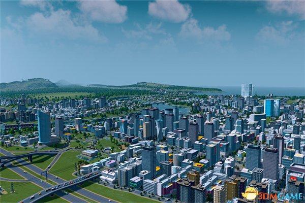 城市:天际线 釜山地图MOD