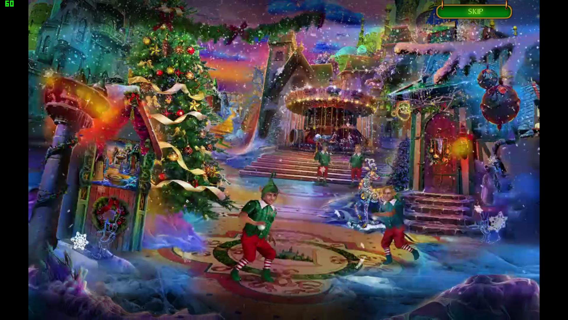 圣诞精灵:奥兹的麻烦 游戏截图