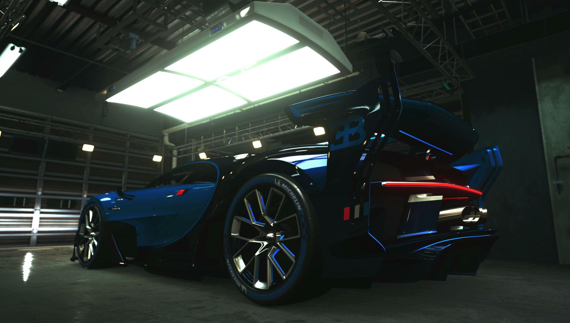 《GT Sport》大型升级补丁发布 新增单人生涯模式