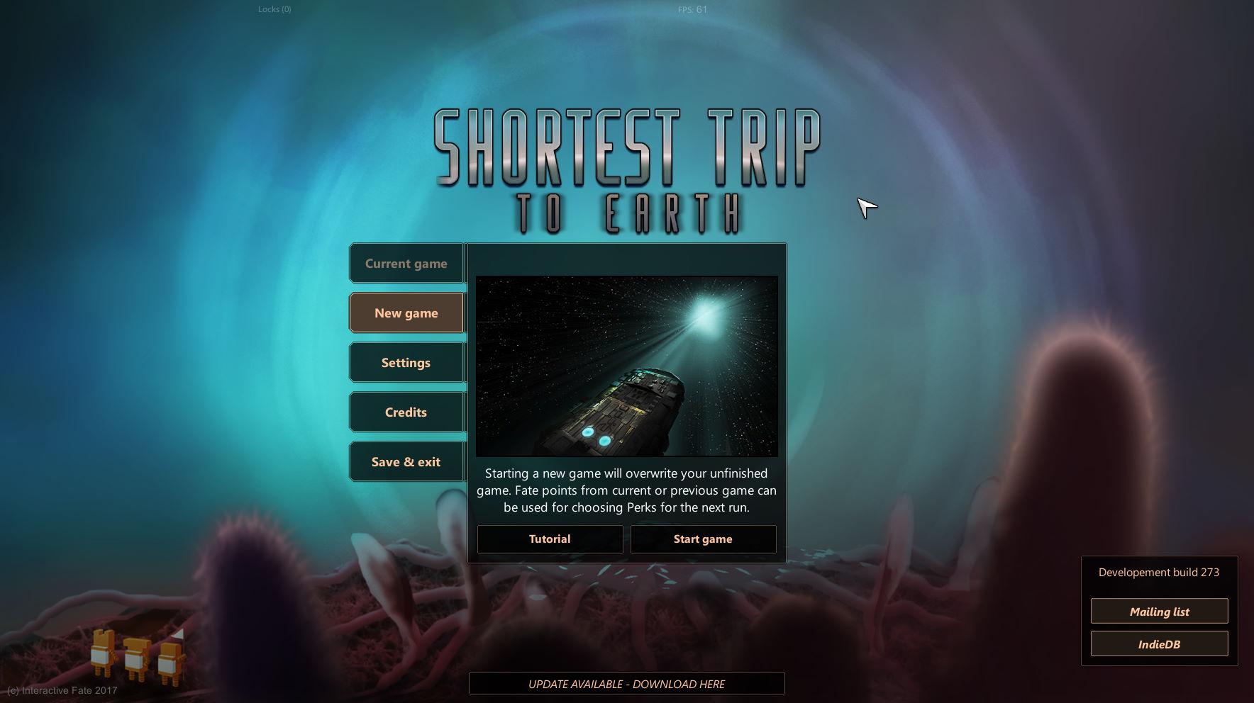 地球短途旅行 游戏截图