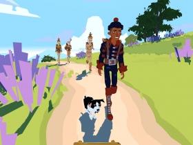 边境之旅 游戏截图
