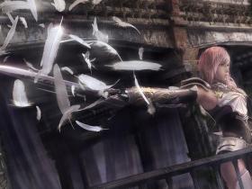 最终幻想13-2 高清壁纸