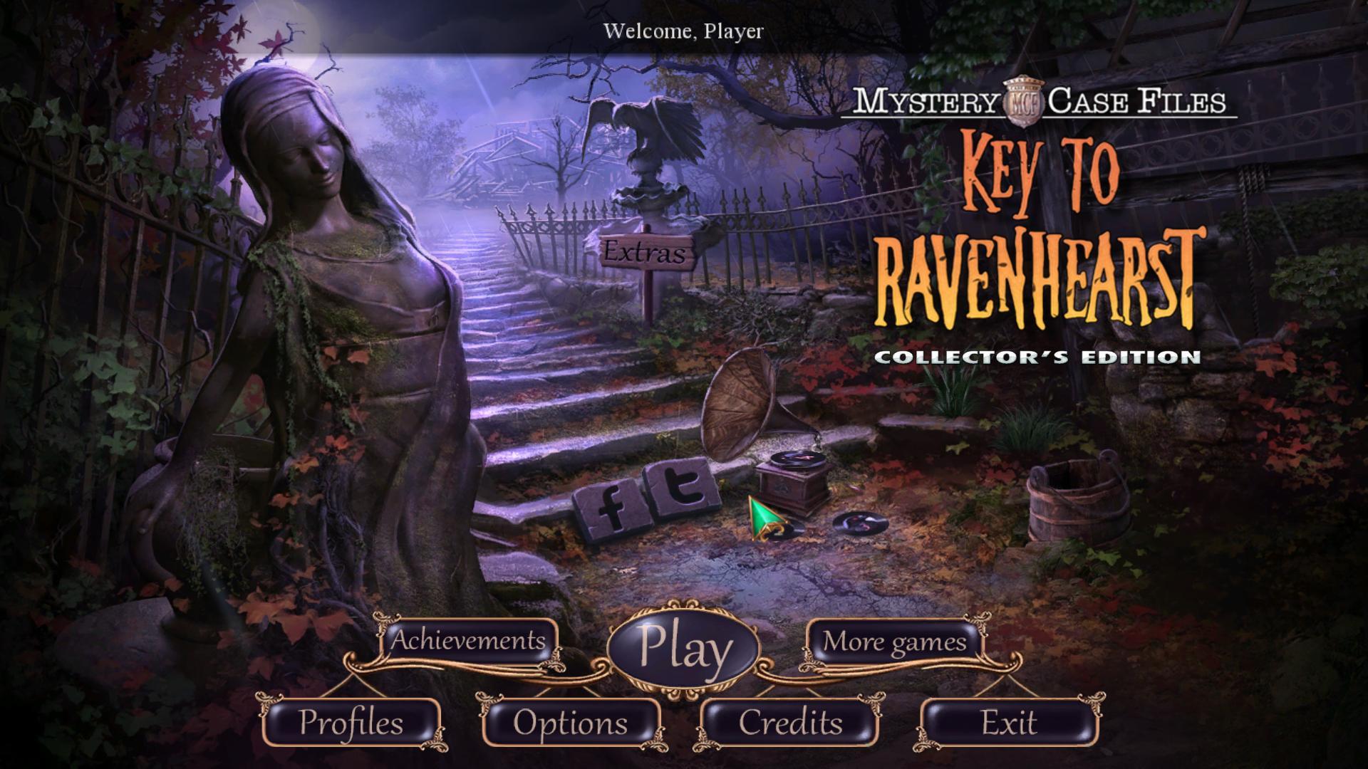 神秘视线12: 赫斯特之匙游戏截图