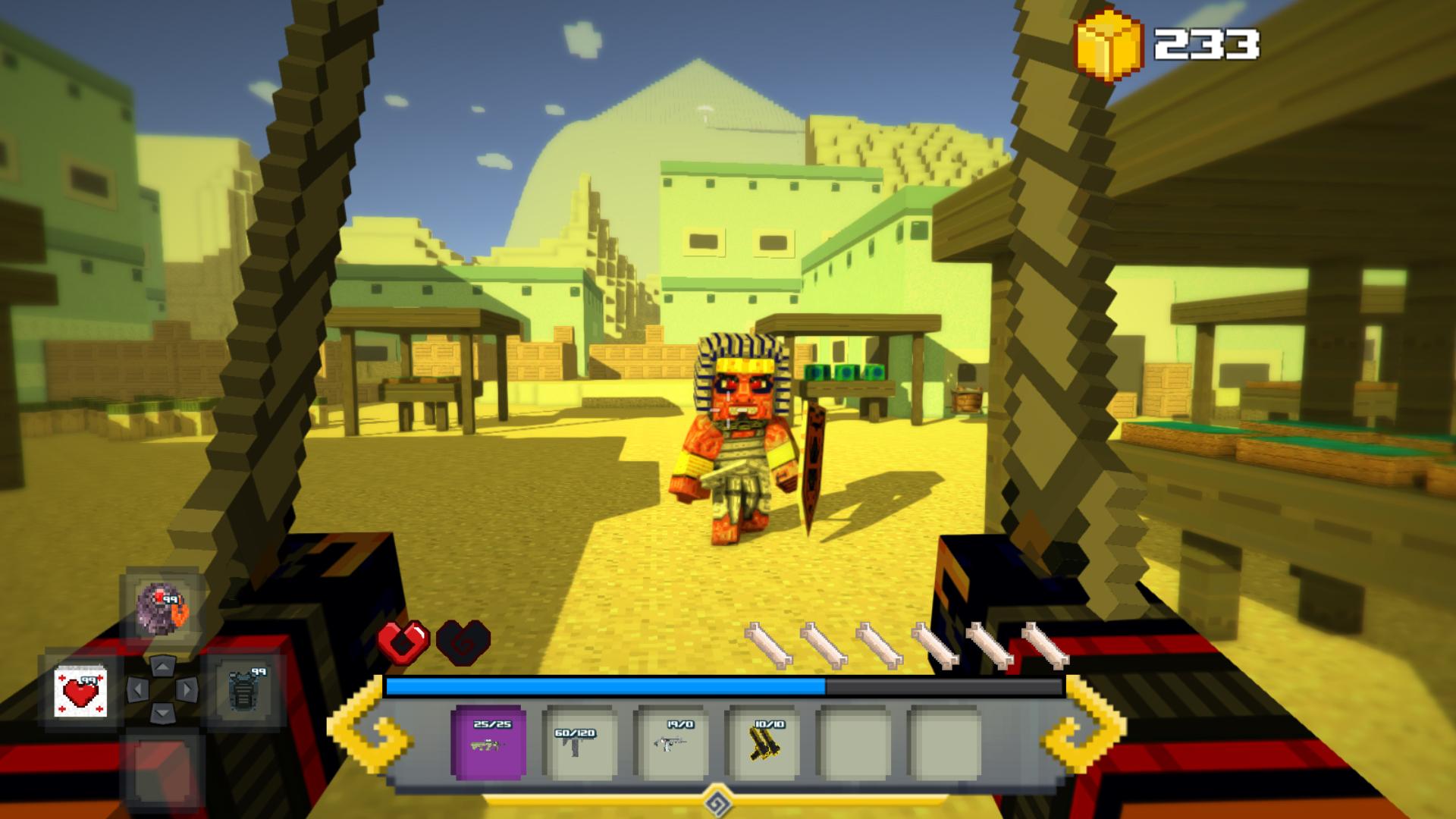 方块生存:失落岛屿传说 游戏截图