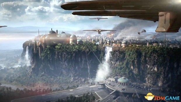 《星球父亲战:前线2》开辟者谈基于帝国的单人剧情
