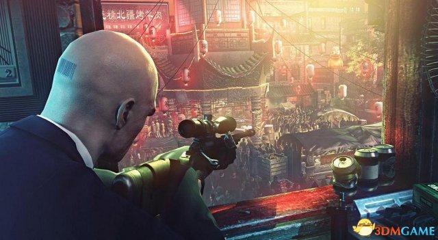 《杀手5:赦免》(潜入向)全流程视频攻略