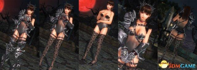 死或生5:最后一战 虎妈血骑士韩系绅士蕾丝铠甲mod