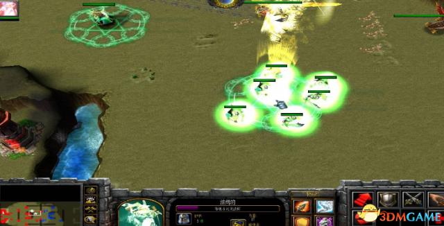 魔兽争霸3 1.26战斗要塞大战 v2.11