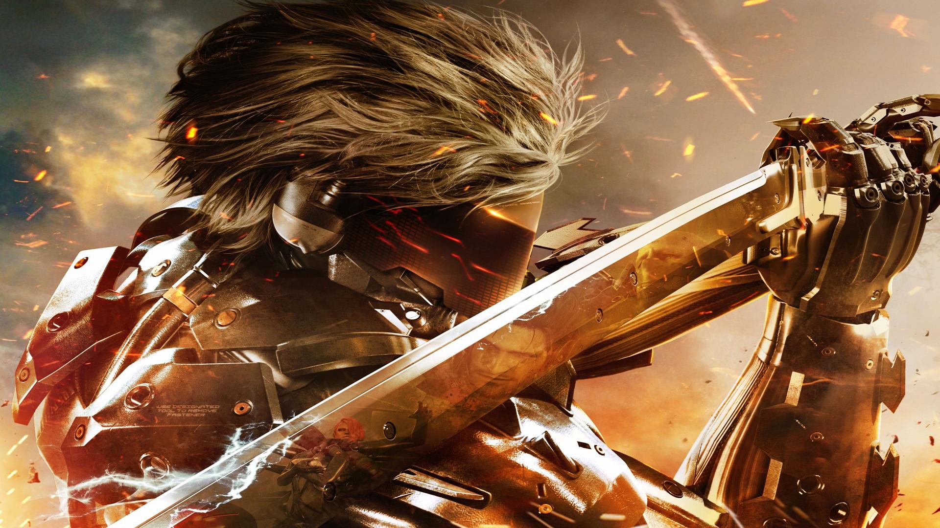 合金装备崛起:复仇/Metal Gear Rising: Revengeance插图2