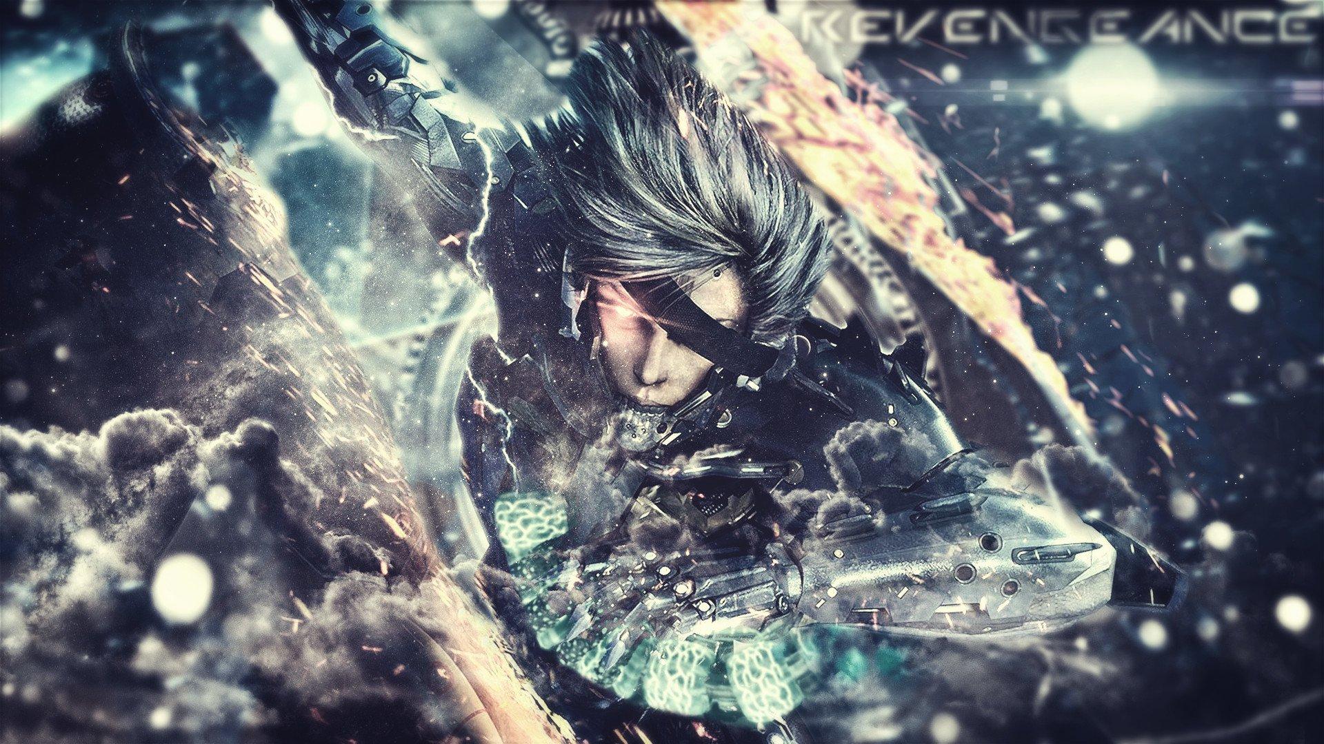 合金装备崛起:复仇/Metal Gear Rising: Revengeance插图3