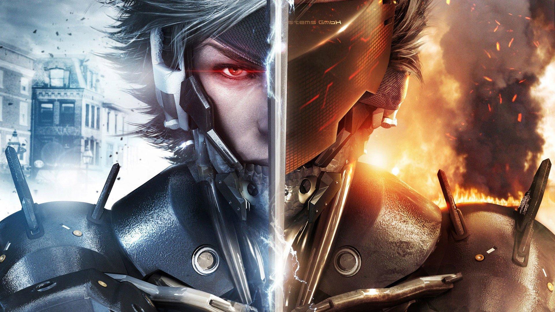 合金装备崛起:复仇/Metal Gear Rising: Revengeance插图5