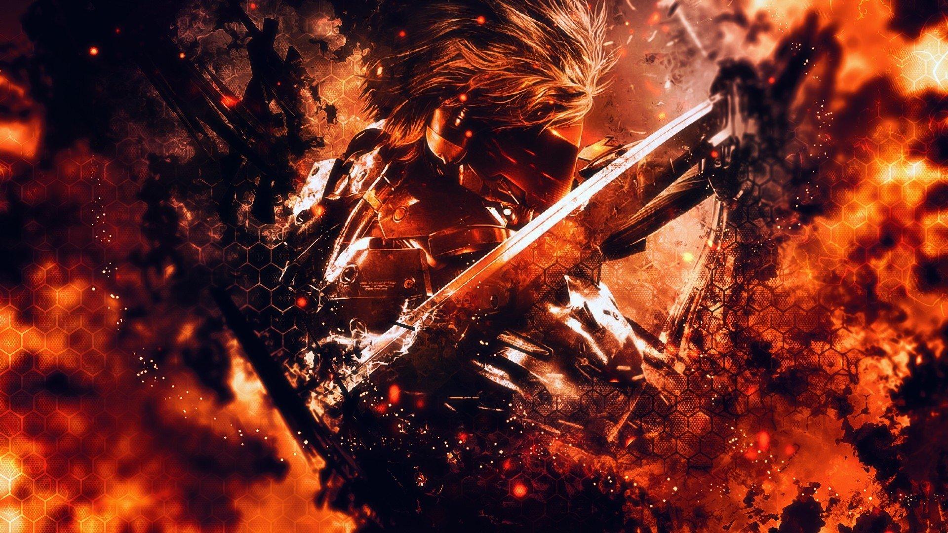合金装备崛起:复仇/Metal Gear Rising: Revengeance插图4