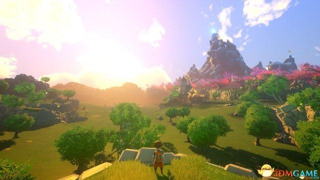 风景美如画 《在远方:追云者编年史》正式版发布