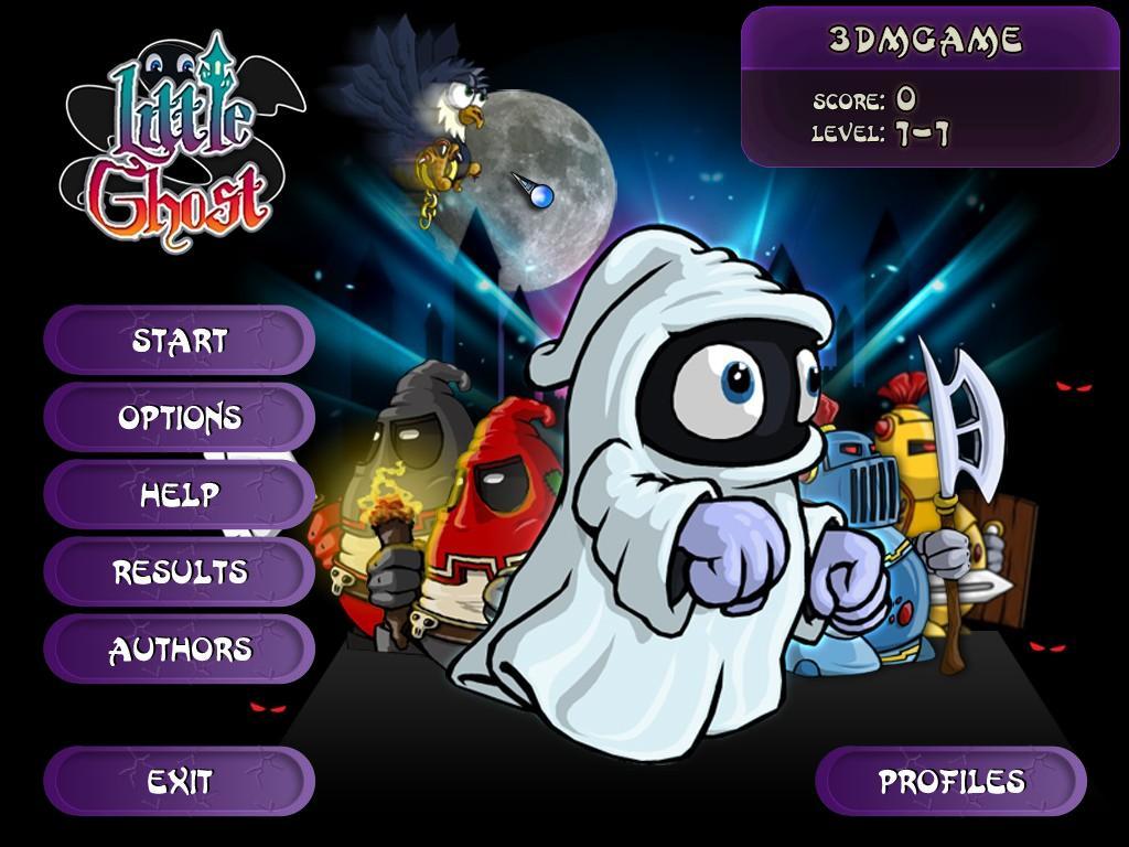 小小幽灵 游戏截图