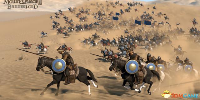 <b>《骑马与砍杀2:领主》前瞻 冲入敌军之中取人首级</b>