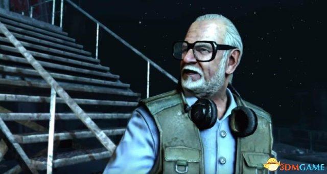 主播在《COD7》中纪念罗梅罗 僵尸之父变反派BOSS