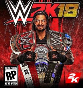 WWE 2K18中文版