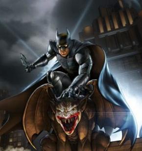 蝙蝠侠:内敌第二章中文版