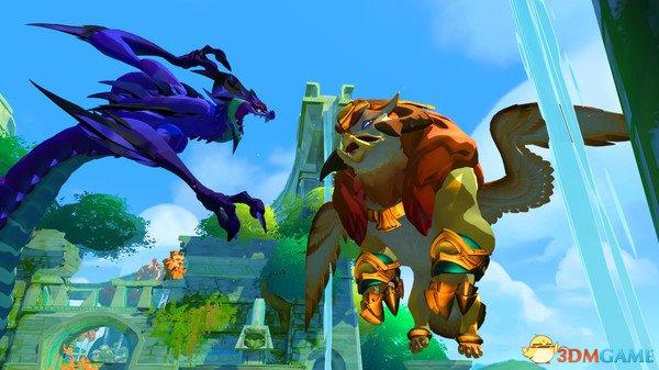 英雄射擊遊戲《巨獸戰爭》今日登陸Steam 免費中!