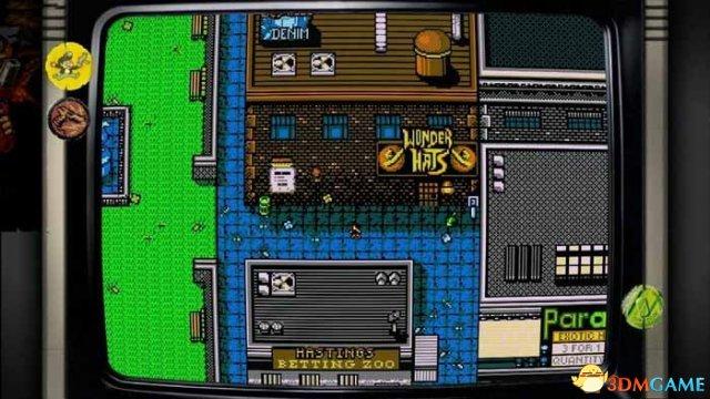 复古风格版GTA  《荒野老城DX》 即将登陆Switch