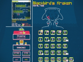 史莱姆先生:黑鸟的巨妖 游戏截图