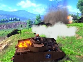 少女与战车Dream Tank Match 游戏截图
